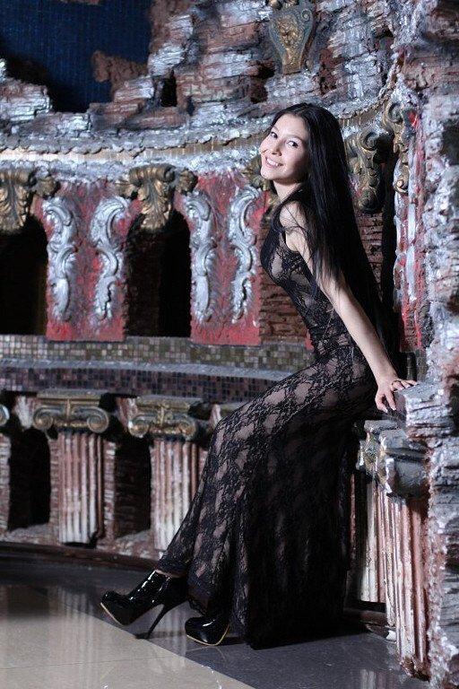 Gulya eskort modeli