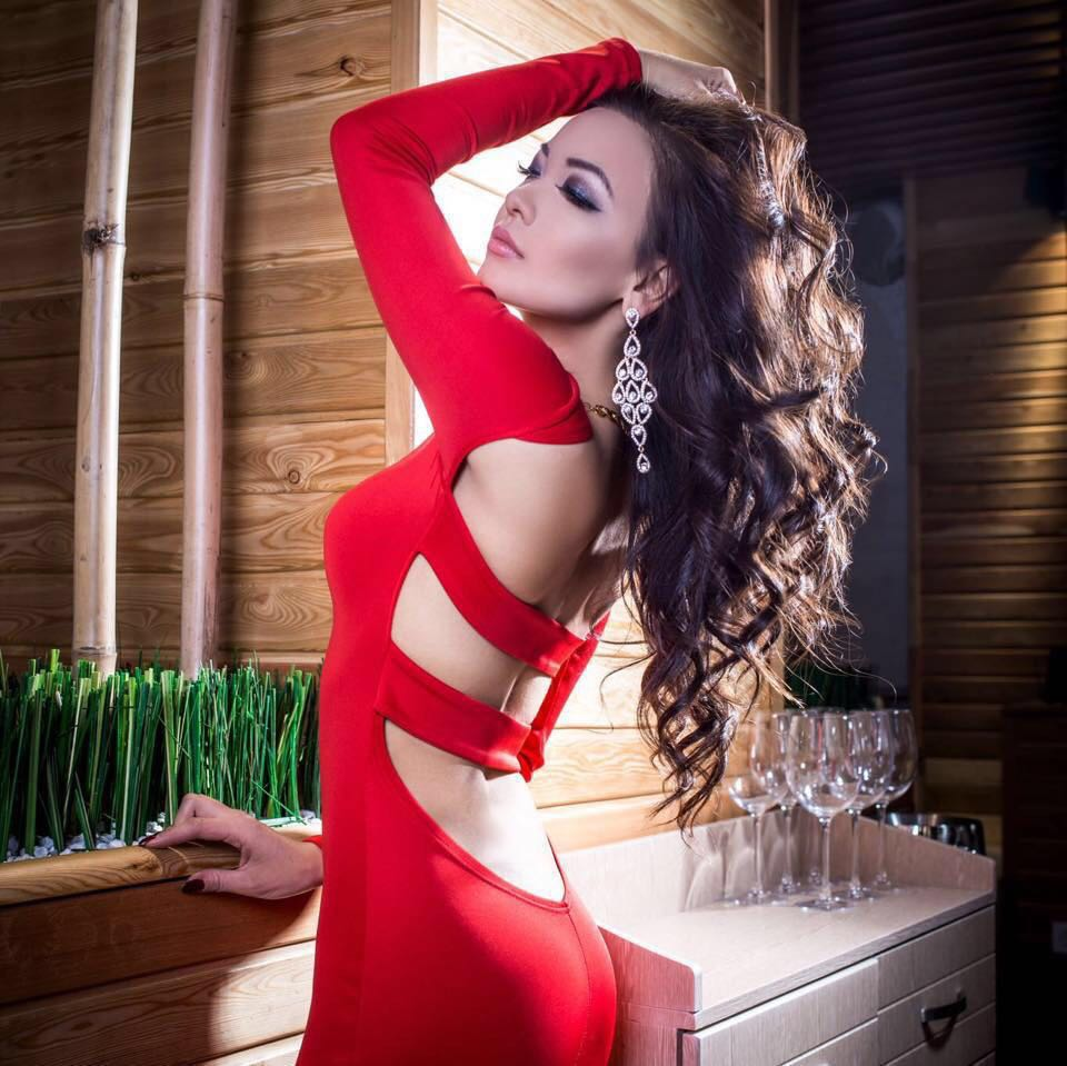 Maryam escort model