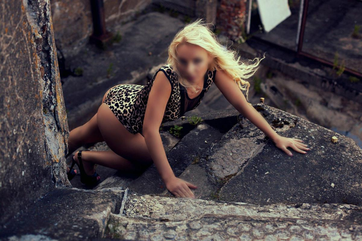 Valeriya eskort modeli