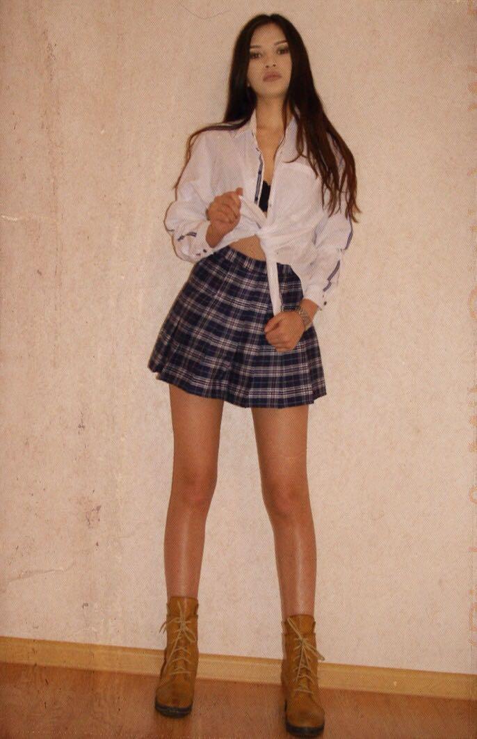 Vika escort model